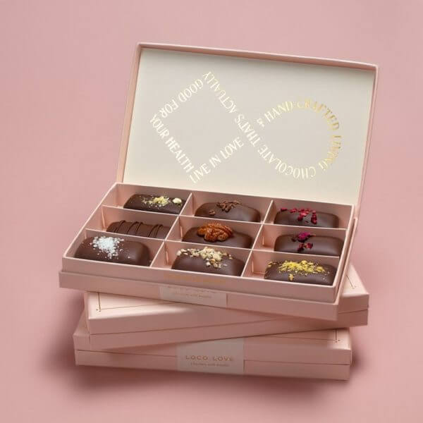 Loco Love Luxury Chocolates
